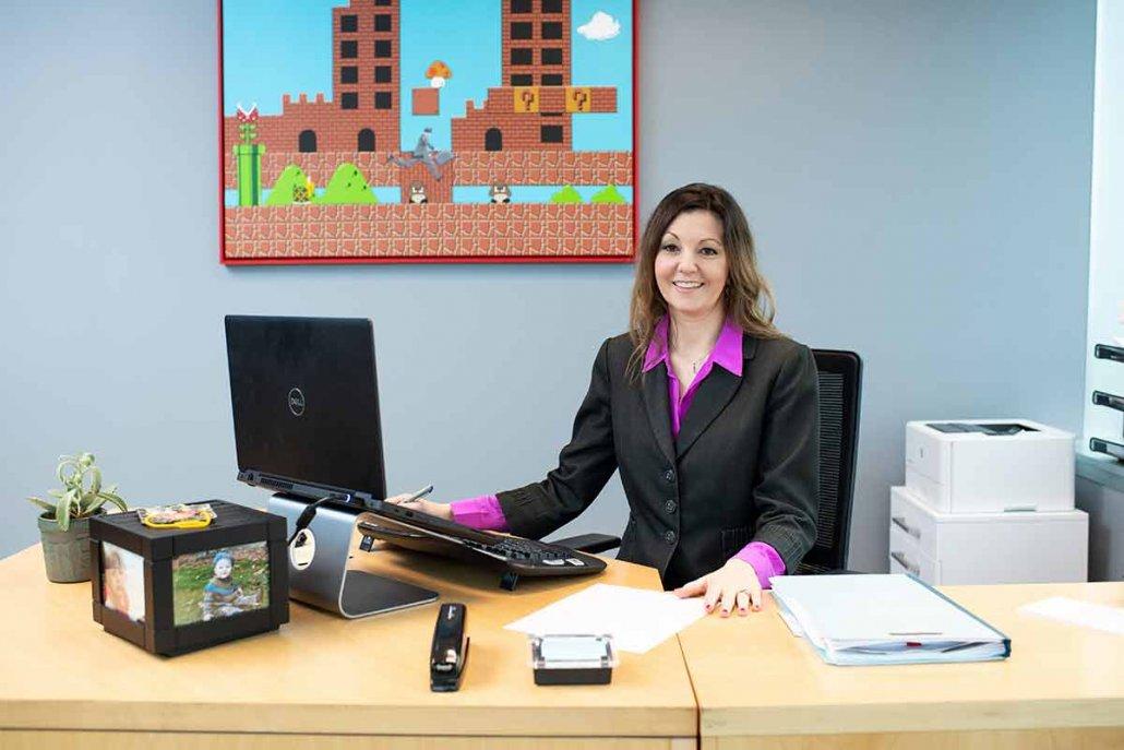 Attorney Jennifer Johnsen   Johnsen Wikander, PC