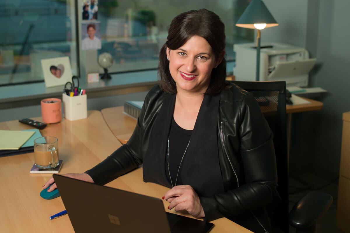 Attorney Erica Wikander | Johnsen Wikander, PC